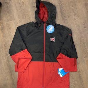 NEW Columbia collegiate roan mountain jacket- USC